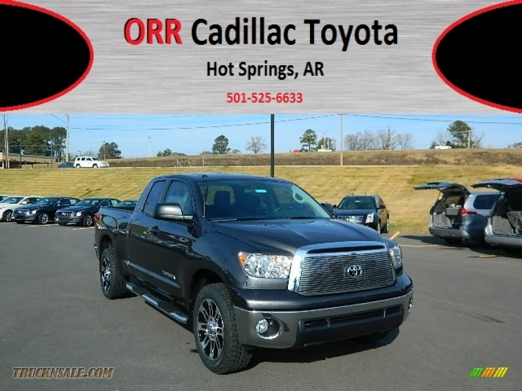 2013 toyota tundra tss double cab in magnetic gray metallic 055479 truck n 39 sale. Black Bedroom Furniture Sets. Home Design Ideas