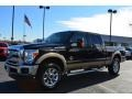 Ford F250 Super Duty Lariat Crew Cab 4x4 Kodiak Brown Metallic photo #6