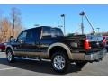 Ford F250 Super Duty Lariat Crew Cab 4x4 Kodiak Brown Metallic photo #49