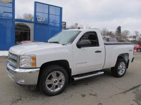 Chevrolet Silverado 1500 LT Regular Cab 4x4 Trucks for sale | Truck N ...