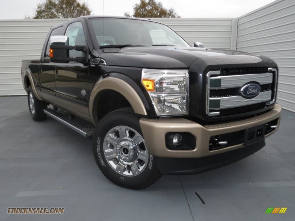 2013 ford f250 super duty king ranch crew cab 4x4 in
