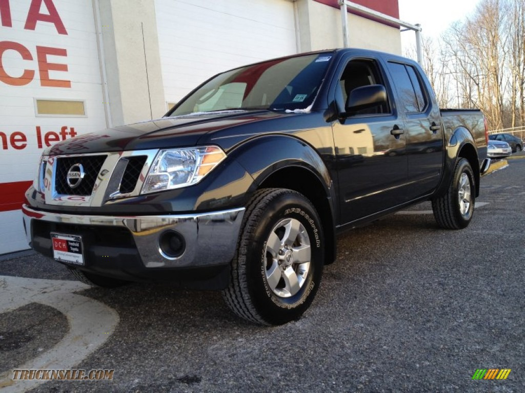 2010 nissan frontier se crew cab 4x4 in super black 447572 truck n 39 sale. Black Bedroom Furniture Sets. Home Design Ideas