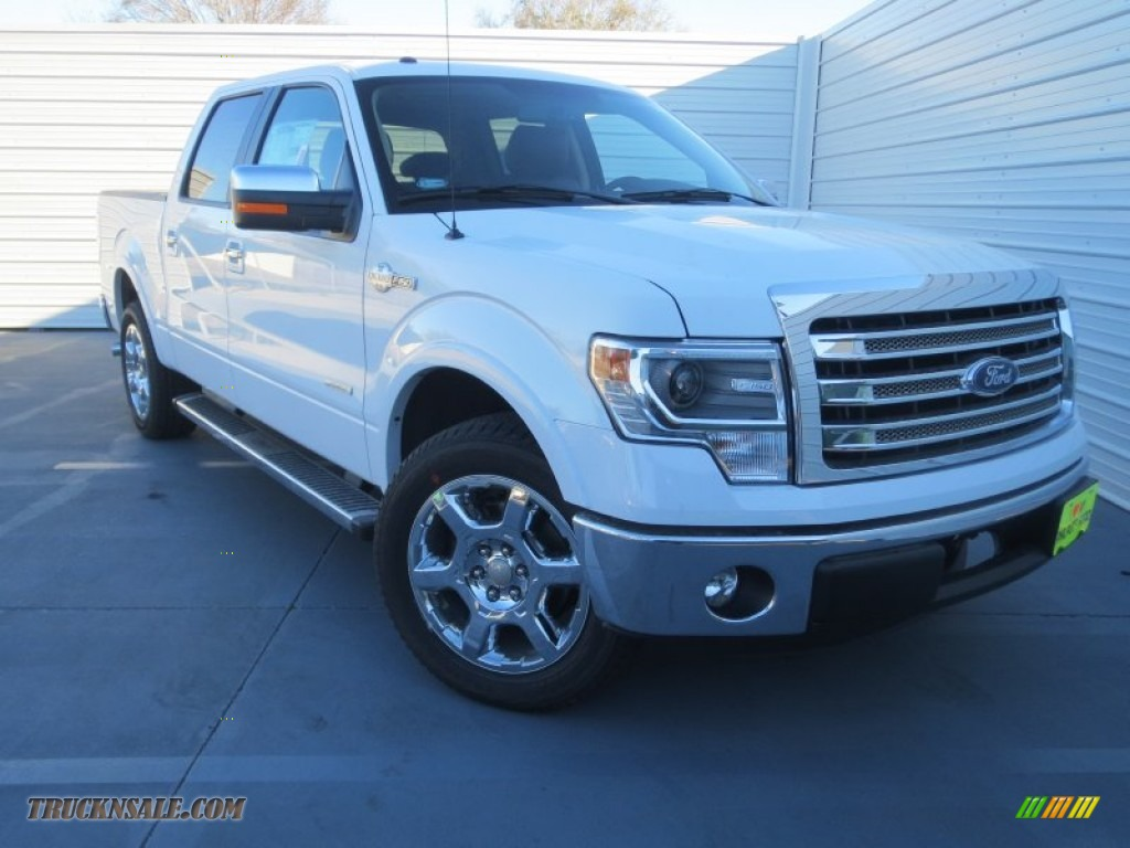 2013 ford f150 king ranch supercrew in oxford white e03144 truck n 39 sale. Black Bedroom Furniture Sets. Home Design Ideas