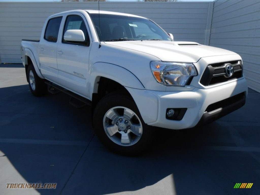 2013 toyota tacoma v6 trd sport double cab 4x4 silver for Mccurley mercedes benz