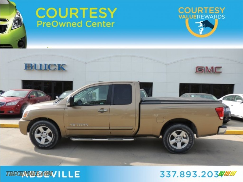 2005 nissan titan se king cab in copper 544329 truck n for Courtesy motors auto center