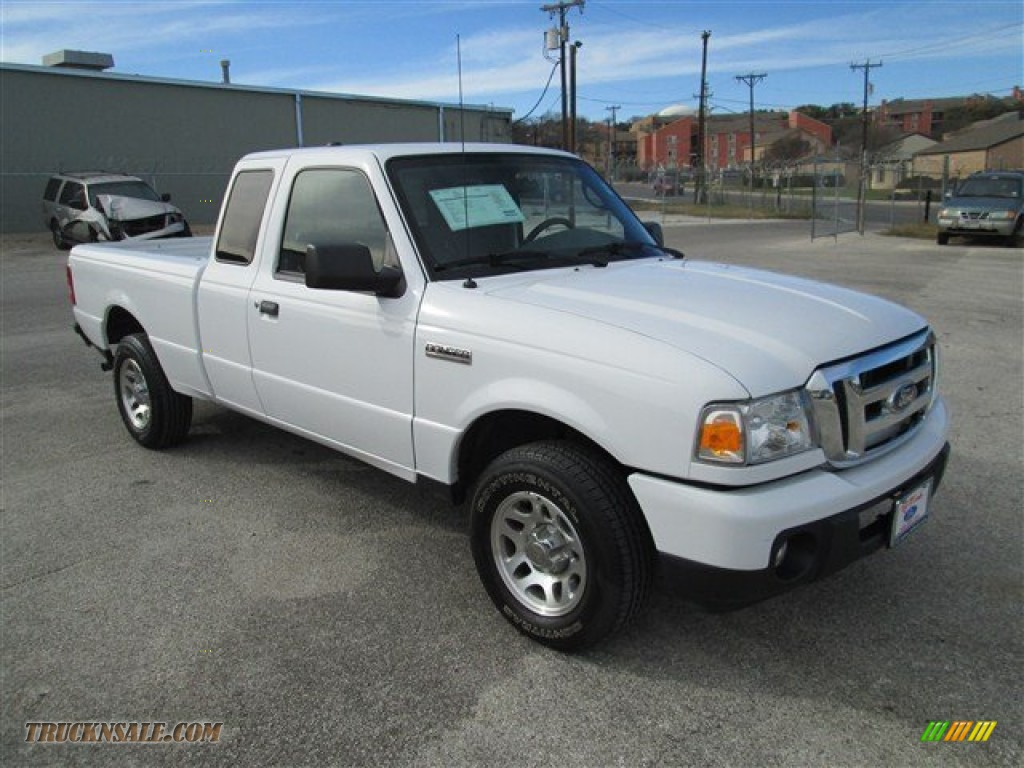 2011 Ford Ranger Xlt Supercab In Oxford White A79257