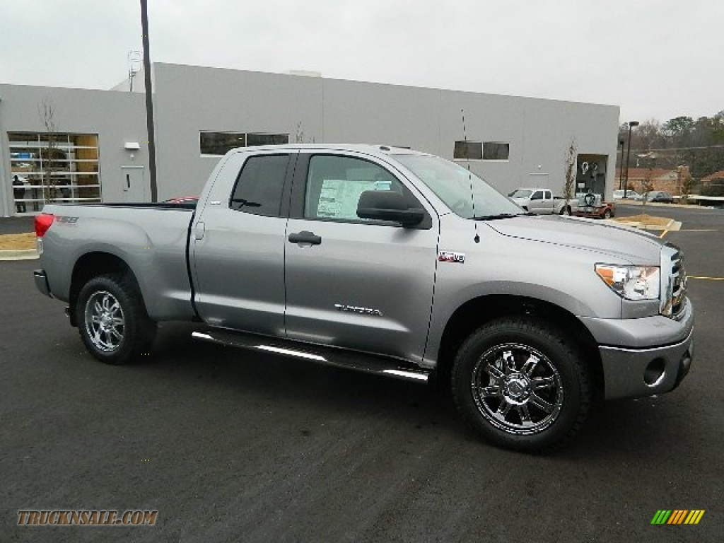 2013 Toyota Tundra Tss Double Cab 4x4 In Silver Sky