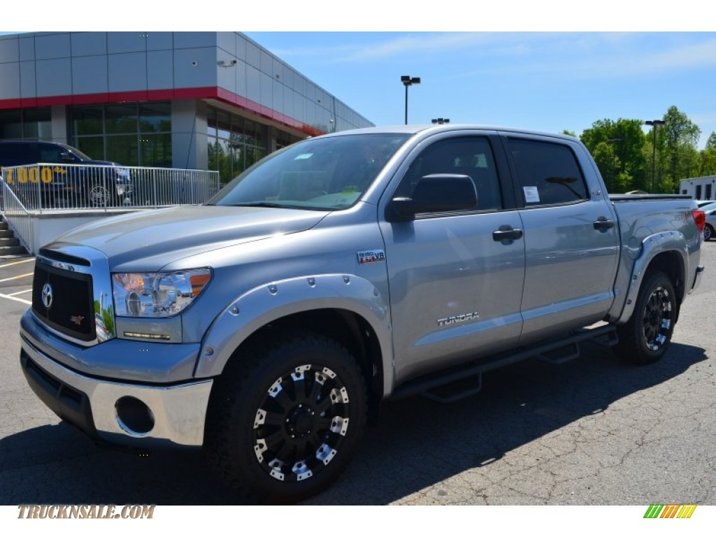 2013 toyota tundra xsp x crewmax in silver sky metallic 141026 truck n 39 sale. Black Bedroom Furniture Sets. Home Design Ideas