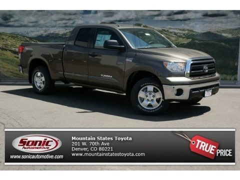 Pyrite Mica 2013 Toyota Tundra SR5 TRD Double Cab 4x4