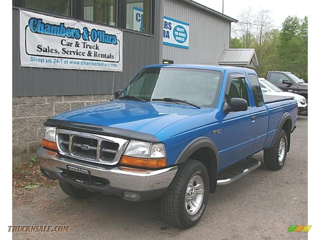 2000 ranger xlt supercab 4x4 bright atlantic blue metallic medium. Cars Review. Best American Auto & Cars Review