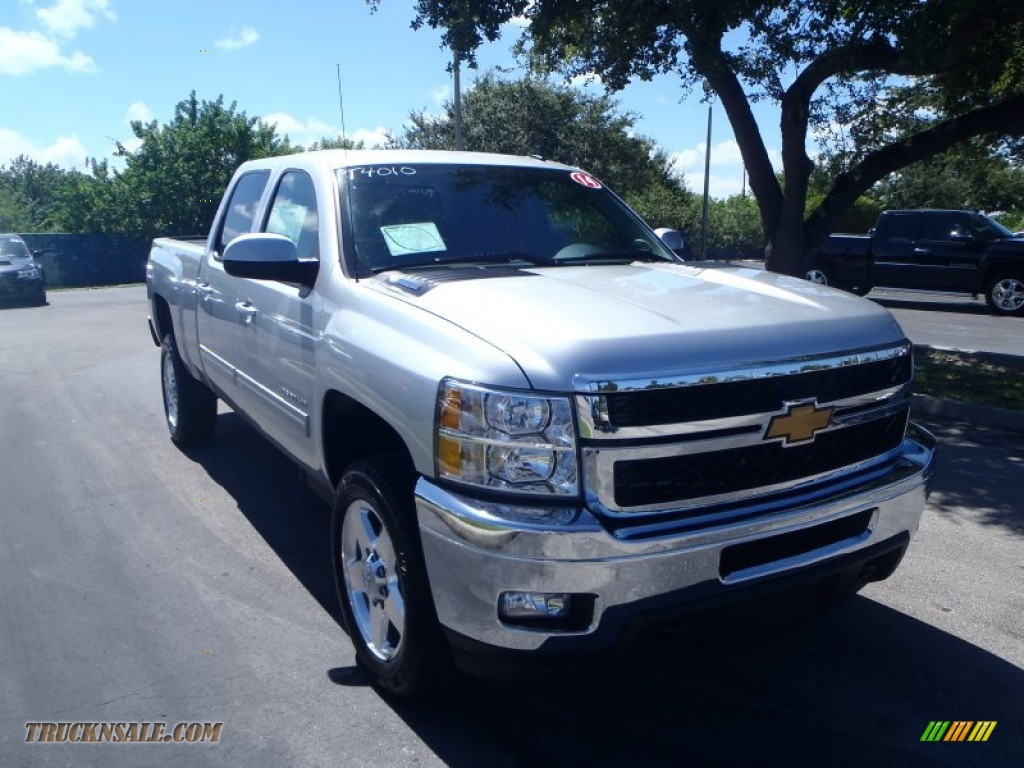 2014 silverado 2500hd ltz crew cab 4x4 silver ice. Black Bedroom Furniture Sets. Home Design Ideas