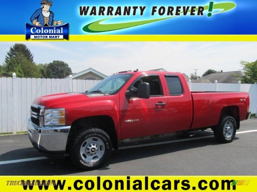 2011 chevrolet silverado 2500hd ls extended cab 4x4 in for Colonial motors indiana pa