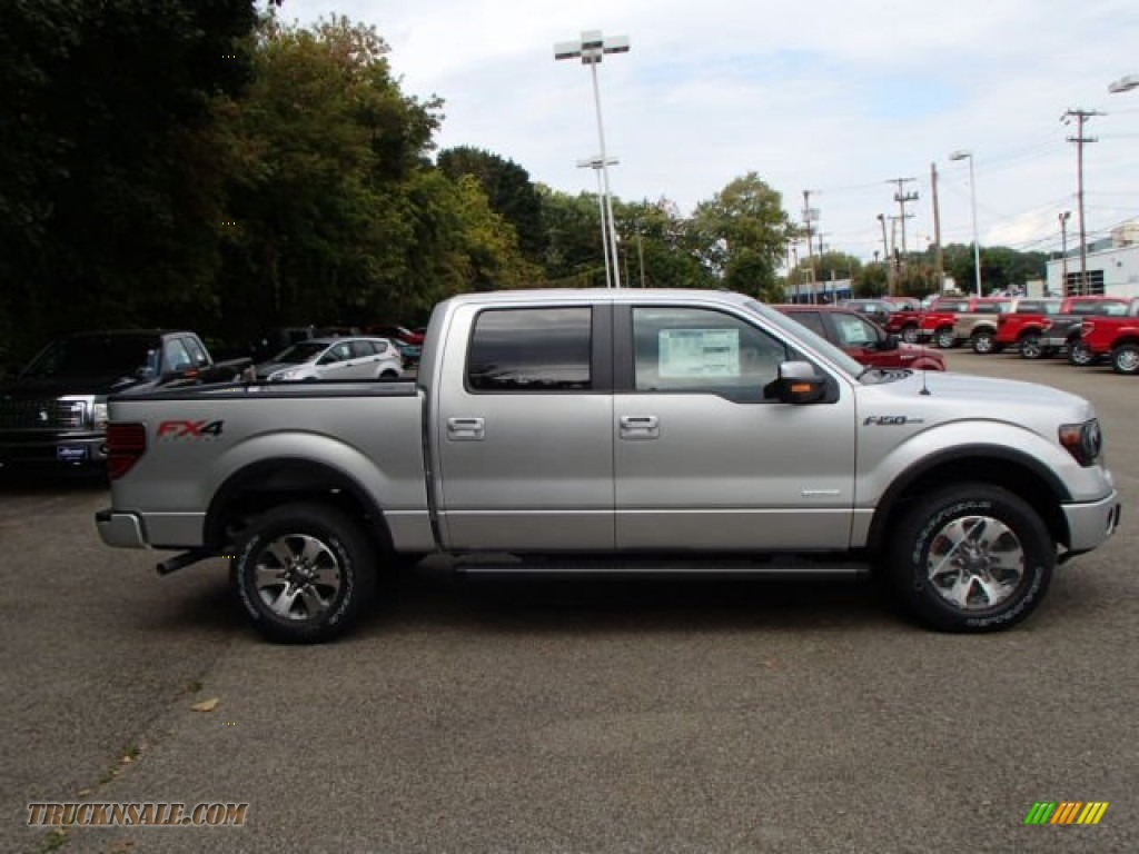 2013 ford f150 xlt supercrew 4x4 in ingot silver metallic d65745 truck n 39 sale. Black Bedroom Furniture Sets. Home Design Ideas