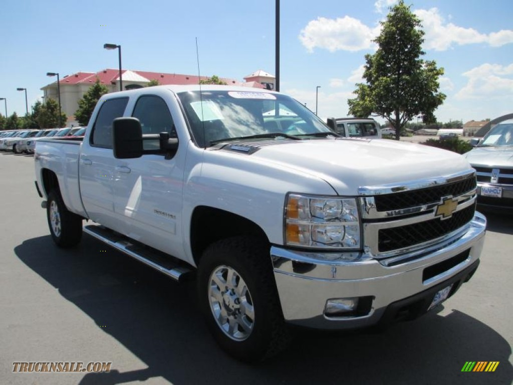 2012 chevrolet silverado 3500hd ltz crew cab 4x4 dually in summit white 125413 truck n 39 sale. Black Bedroom Furniture Sets. Home Design Ideas