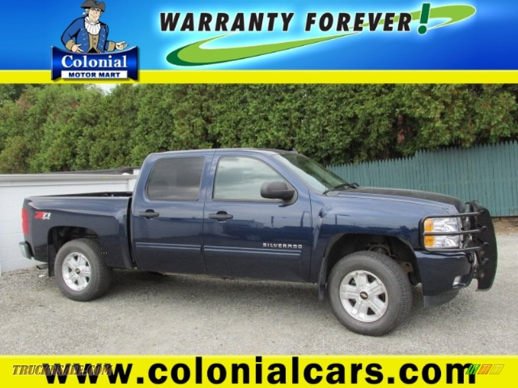 2011 chevrolet silverado 1500 lt crew cab 4x4 in imperial for Colonial motors indiana pa