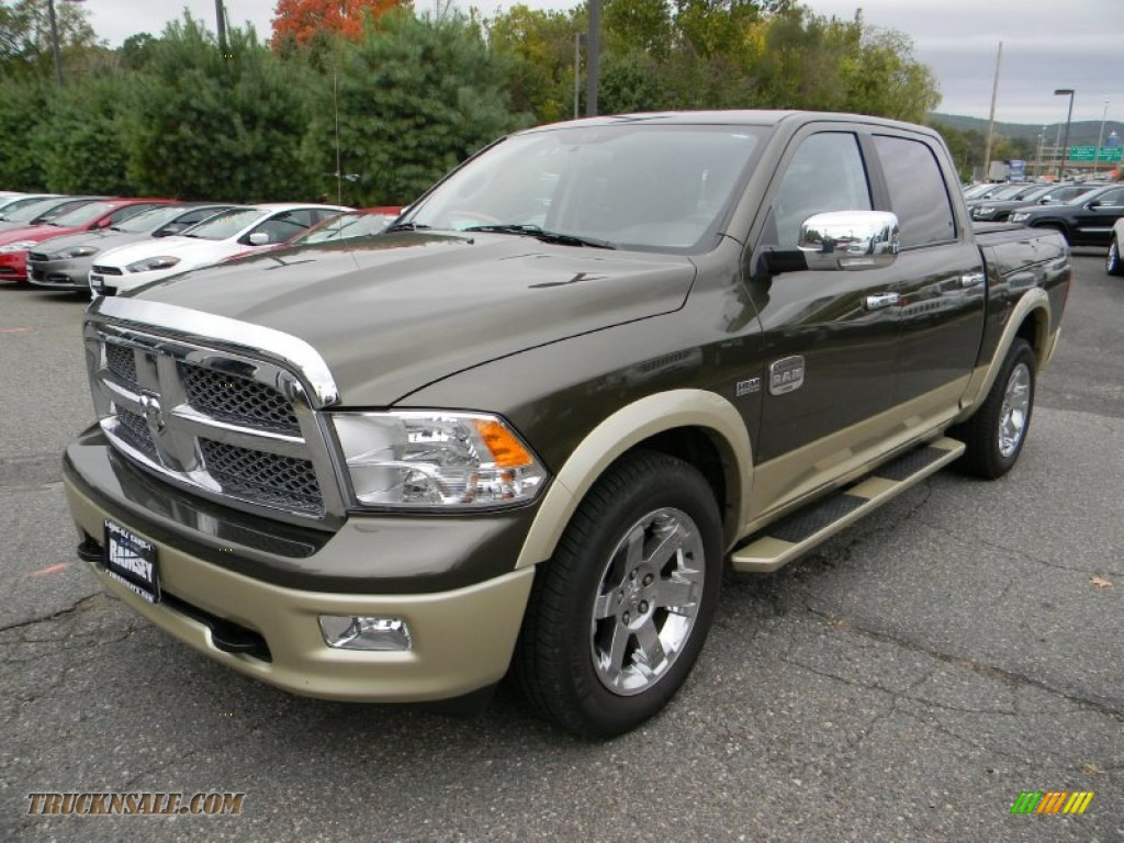 2012 dodge ram 1500 laramie longhorn crew cab 4x4 in sagebrush pearl photo 3 122183 truck n. Black Bedroom Furniture Sets. Home Design Ideas
