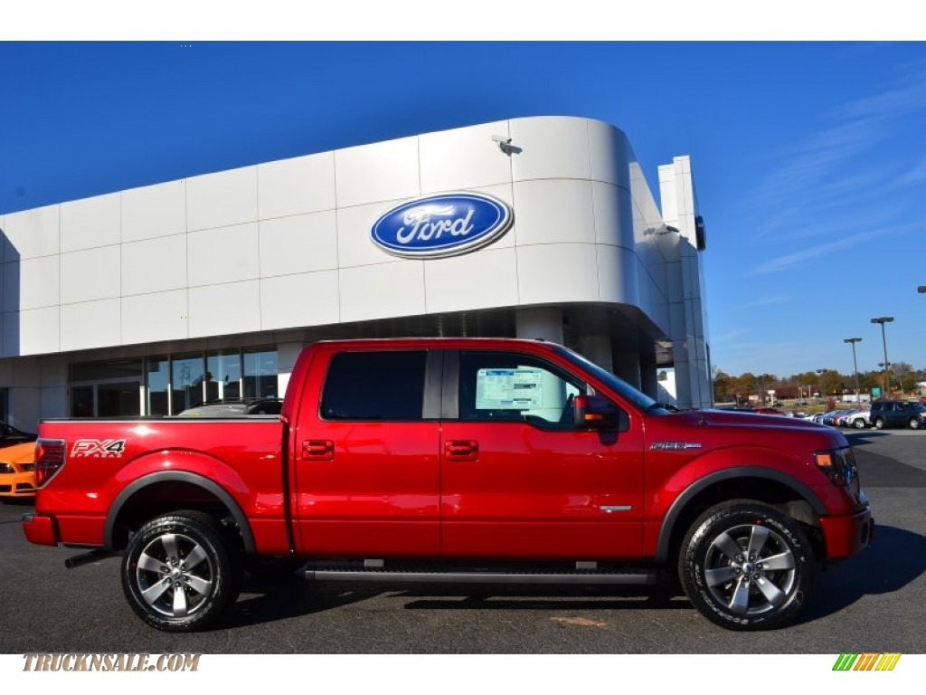 2014 ford f150 fx4 supercrew 4x4 in ruby red photo 2 a05873 truck n 39 sale. Black Bedroom Furniture Sets. Home Design Ideas
