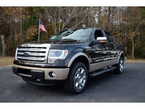 Kodiak Brown Ford Truck Autos Post