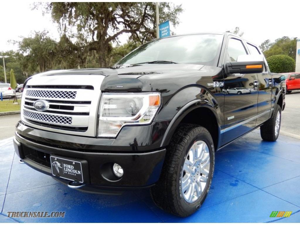 2014 ford f150 platinum supercrew 4x4 in tuxedo black a07952 truck n 39 sale. Black Bedroom Furniture Sets. Home Design Ideas