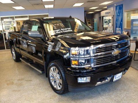 chevrolet silverado 1500 high country crew cab 4x4 trucks for sale truck n 39 sale. Black Bedroom Furniture Sets. Home Design Ideas
