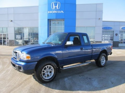 1999 ford ranger xlt extended cab 4x4 in black clearcoat for Lighthouse motors morton il