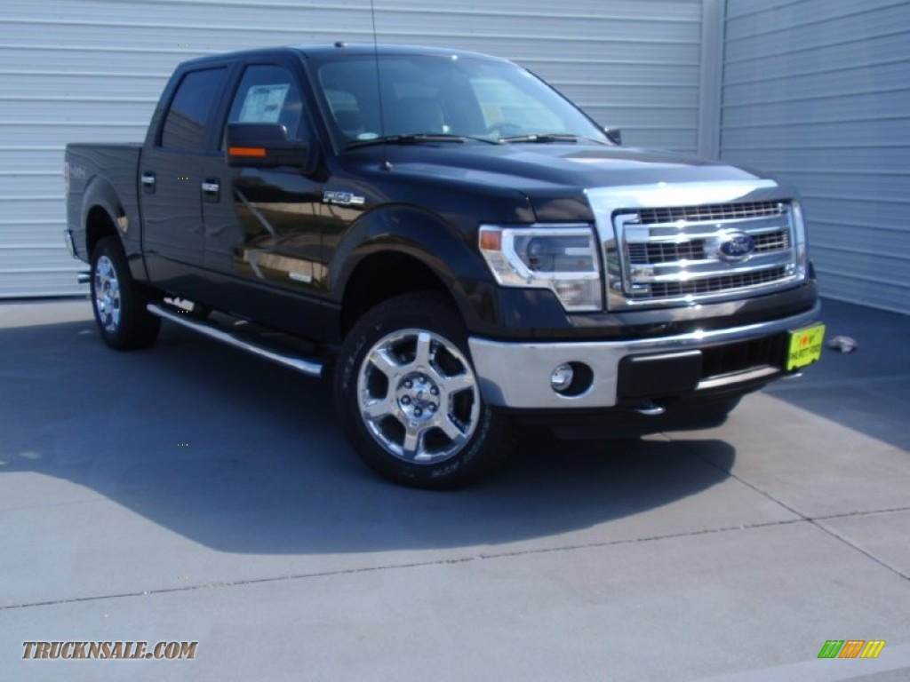 2014 ford f150 xlt supercrew 4x4 in tuxedo black d44644 truck n 39 sale. Black Bedroom Furniture Sets. Home Design Ideas