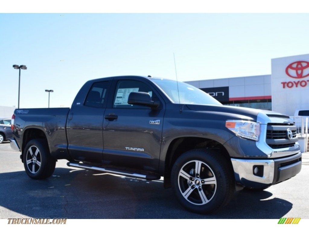 2014 Toyota Tundra SR5 TRD Double Cab 4x4 in Magnetic Gray ...