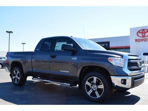 Magnetic Gray Metallic 2014 Toyota Tundra SR5 TRD Double Cab 4x4