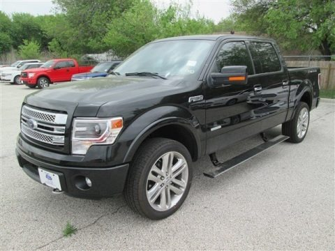Tuxedo Black 2014 Ford F150 Limited SuperCrew 4x4