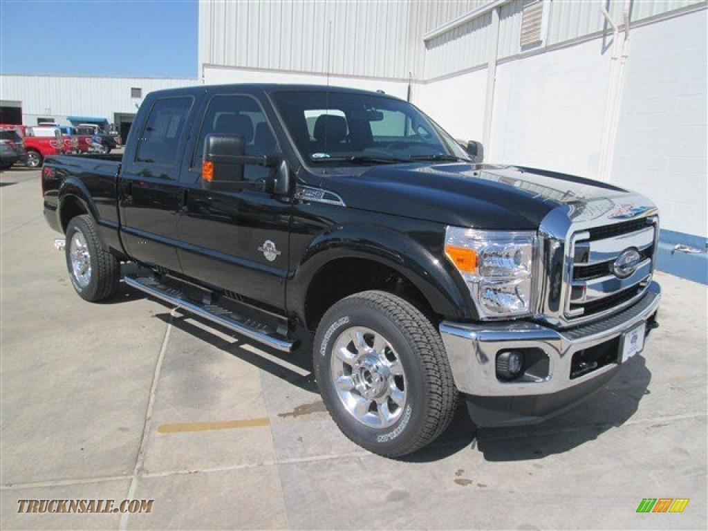 2015 f250 super duty lariat crew cab 4x4 tuxedo black black photo 1