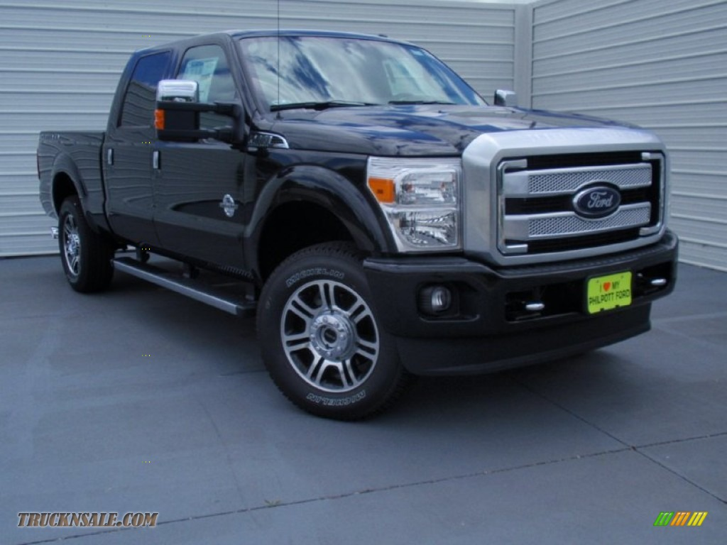 Tuxedo black platinum black ford f250 super duty platinum crew cab 4x4