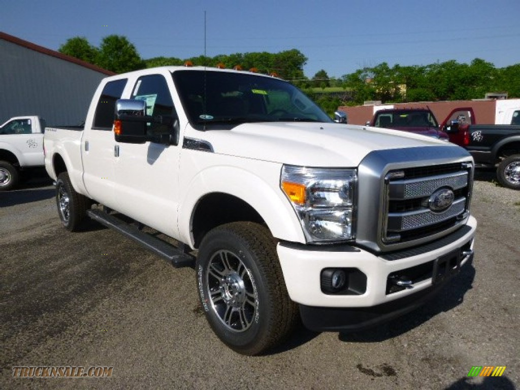 2015 ford f350 super duty platinum crew cab 4x4 in white platinum photo 2 a32022 truck n 39 sale. Black Bedroom Furniture Sets. Home Design Ideas