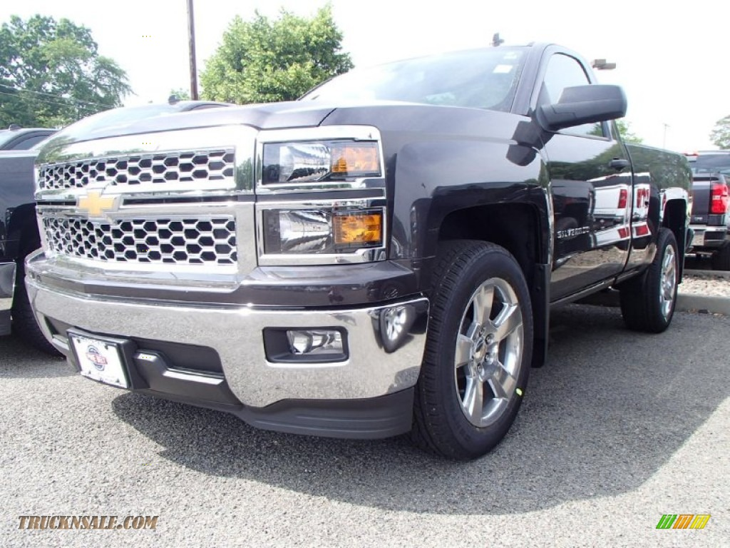 2014 chevrolet silverado 1500 wt regular cab in tungsten metallic 336828 truck n 39 sale. Black Bedroom Furniture Sets. Home Design Ideas