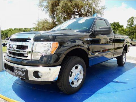 ford f150 xlt regular cab 4x4 trucks for sale truck n 39 sale. Black Bedroom Furniture Sets. Home Design Ideas