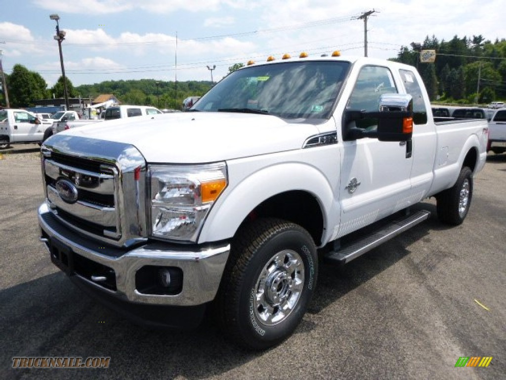 2015 ford f250 super duty xlt super cab 4x4 in oxford white photo 4 a50287 truck n 39 sale. Black Bedroom Furniture Sets. Home Design Ideas