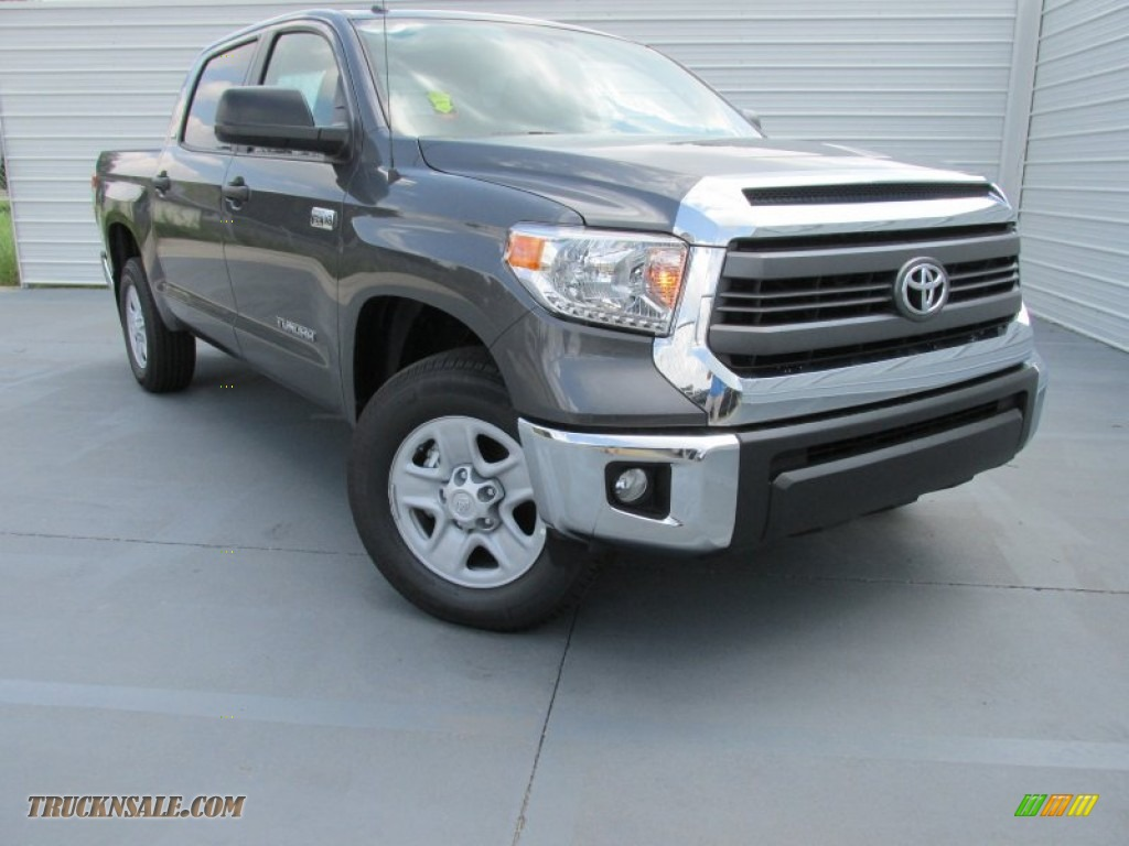 2014 Toyota Tundra Sr5 Crewmax In Magnetic Gray Metallic