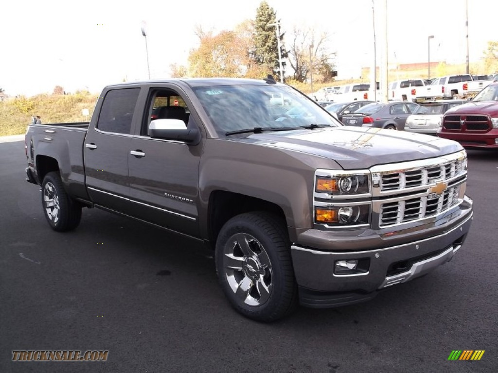 2015 chevrolet silverado 1500 lt z71 crew cab 4x4 in brownstone metallic photo 6 198439. Black Bedroom Furniture Sets. Home Design Ideas