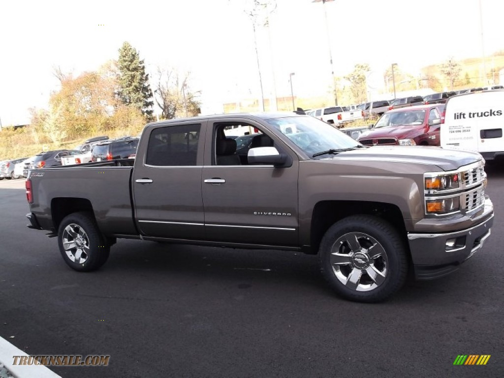 2015 chevrolet silverado 1500 lt z71 crew cab 4x4 in brownstone metallic photo 7 198439. Black Bedroom Furniture Sets. Home Design Ideas