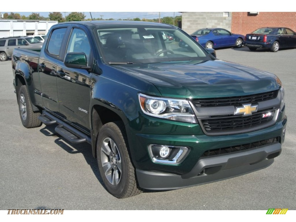 search for a 2015 chevy colorado in rainforest green autos post. Black Bedroom Furniture Sets. Home Design Ideas
