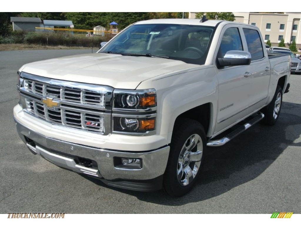 2015 chevrolet silverado 1500 ltz z71 crew cab 4x4 in white diamond tricoat photo 2 138586. Black Bedroom Furniture Sets. Home Design Ideas