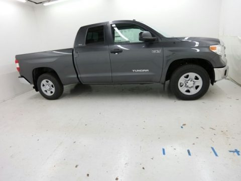 Magnetic Gray Metallic 2015 Toyota Tundra SR5 Double Cab